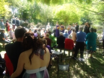 Nelson Wedding Ceremony