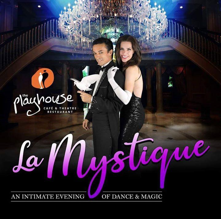 Andre Vegas Magician: La Mystique