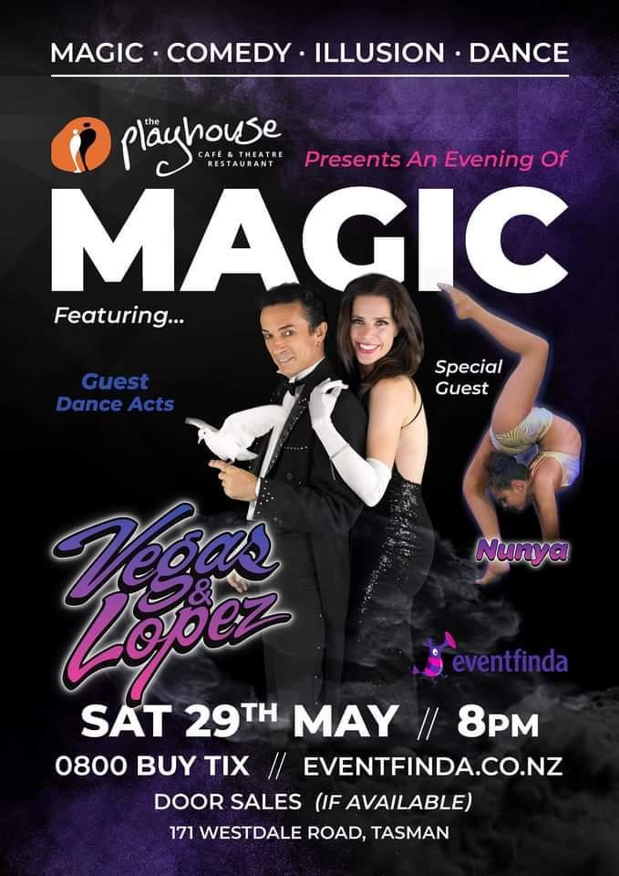 MAGIC at The Playhouse