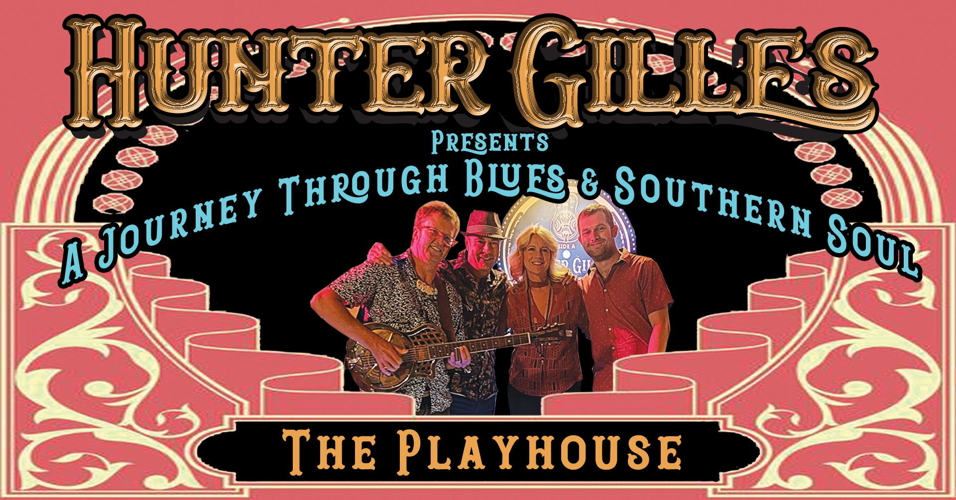 Blues at the Playhouse